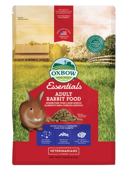 Oxbow Alimentation lapin adulte