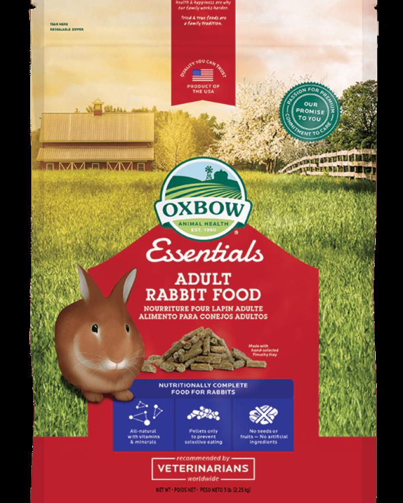 Oxbow Oxbow's Essentials Adult Rabbit Food