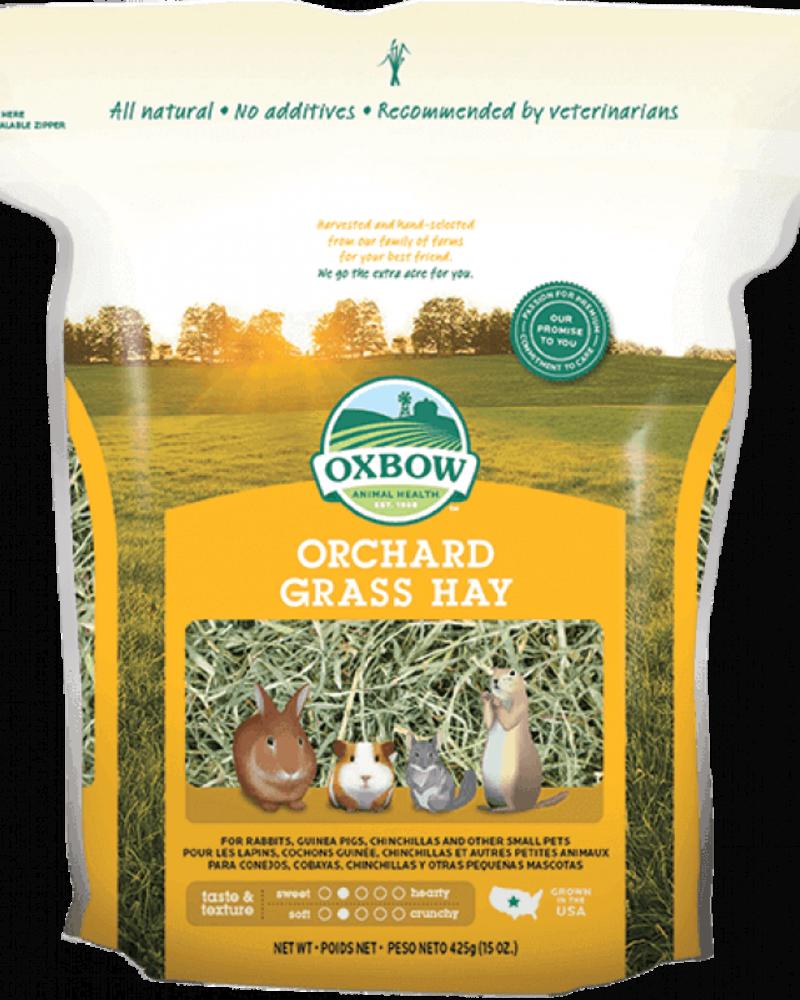 Oxbow Foin Oxbow Orchard Grass