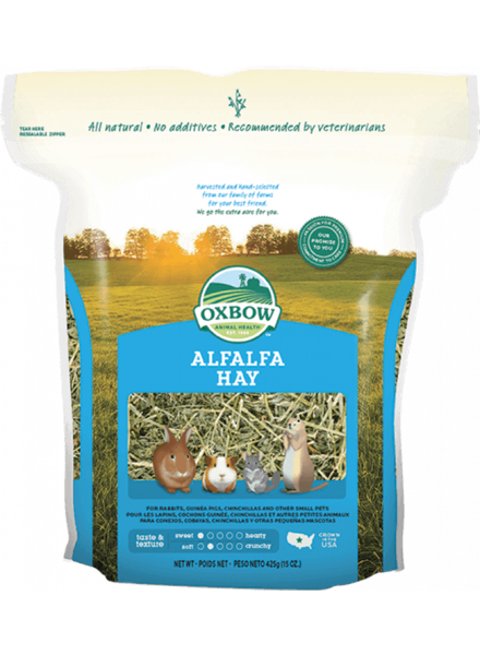 Oxbow Alfalfa hooi