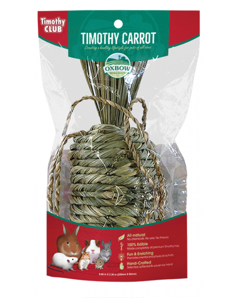 Oxbow Oxbow Timothy carrot