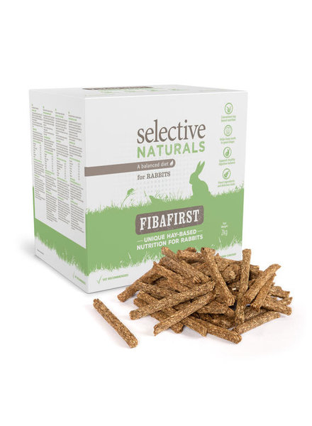 Science Selective Naturals Fibafirst food for rabbits