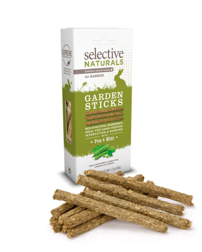 Science Selective Selective Naturals Garden Sticks