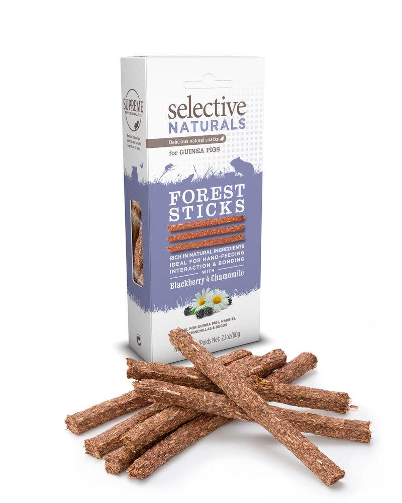 Science Selective Selective Naturals Bâtonnets des Bois  - Forest Sticks