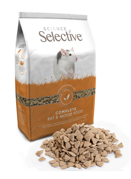 Science Selective Rat & Muis