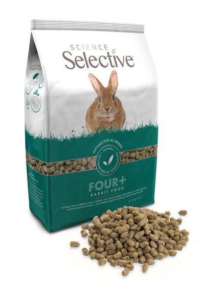 Science Selective Rabbit Mature 4 years+