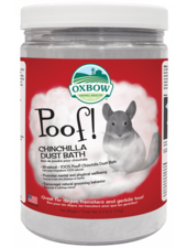 Oxbow Chinchilla Poof!