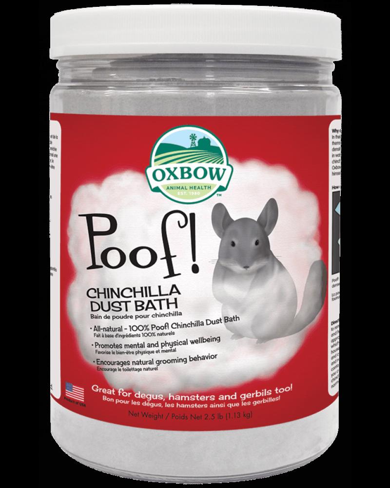 Oxbow Oxbow Chinchilla Poof!