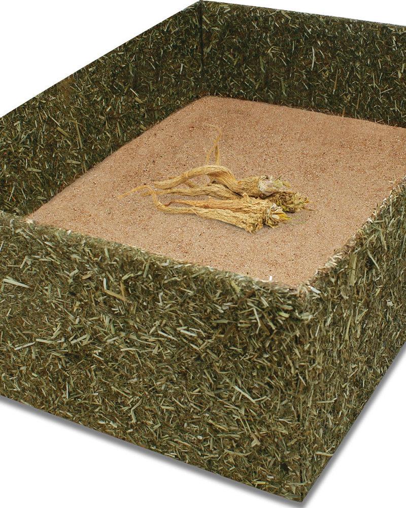 JR-FARM Jr-Farm Graaf-Zandbak voor konijnen en knaagdieren