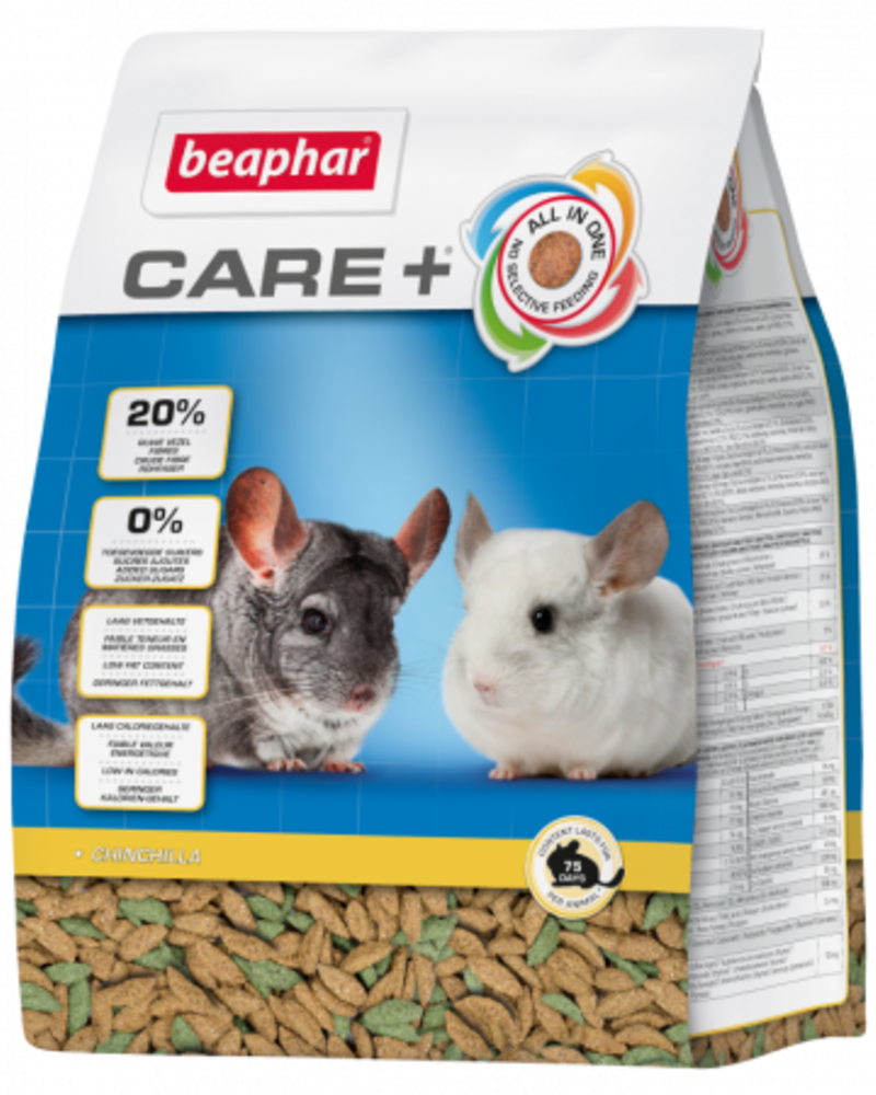 Beaphar Beaphar Care + Chinchilla 1.5 kg