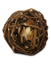 JR-FARM Wicker Apple Ball