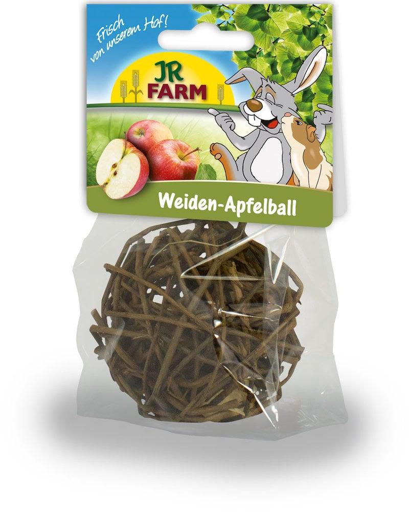 JR FARM Jr-Farm Balle en osier avec pommes
