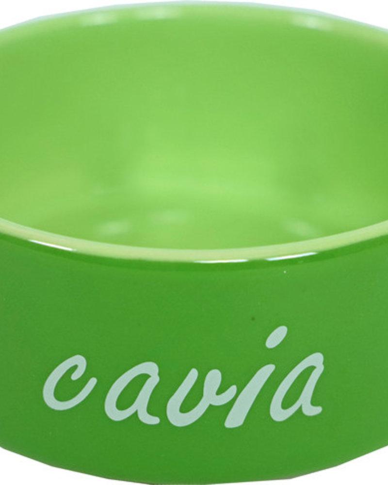 Bol de nourriture pour cochon d'inde = CAVIA