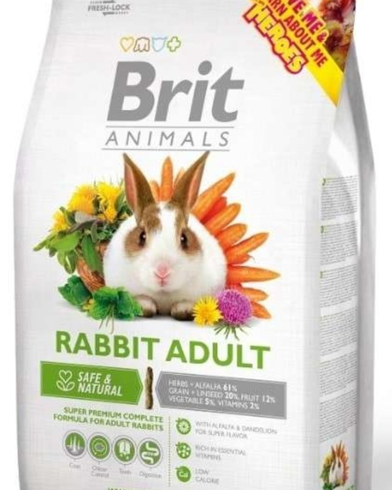 Brit Brit Rabbit adult