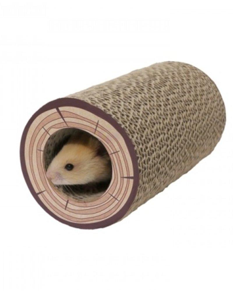 Shred-A-Log Corrugated Tunnel