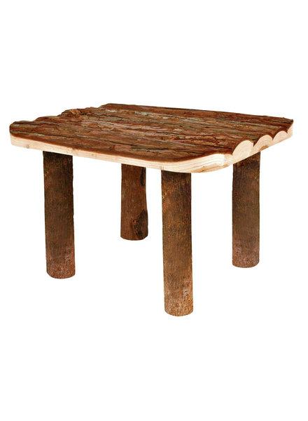 Platforme au bois