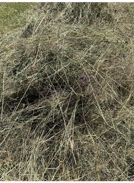 Happy rabbits German Herbal hay Pure nature,  cut july 2020 BALLS