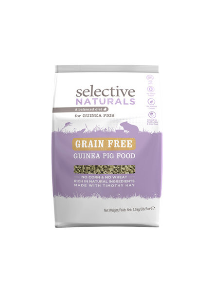 Science Selective Naturals Grain free guinea pig