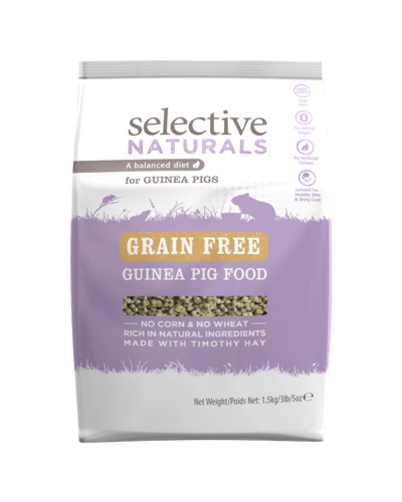 Science Selective Selective Naturals Grain free cochon d'inde 1,5 kg