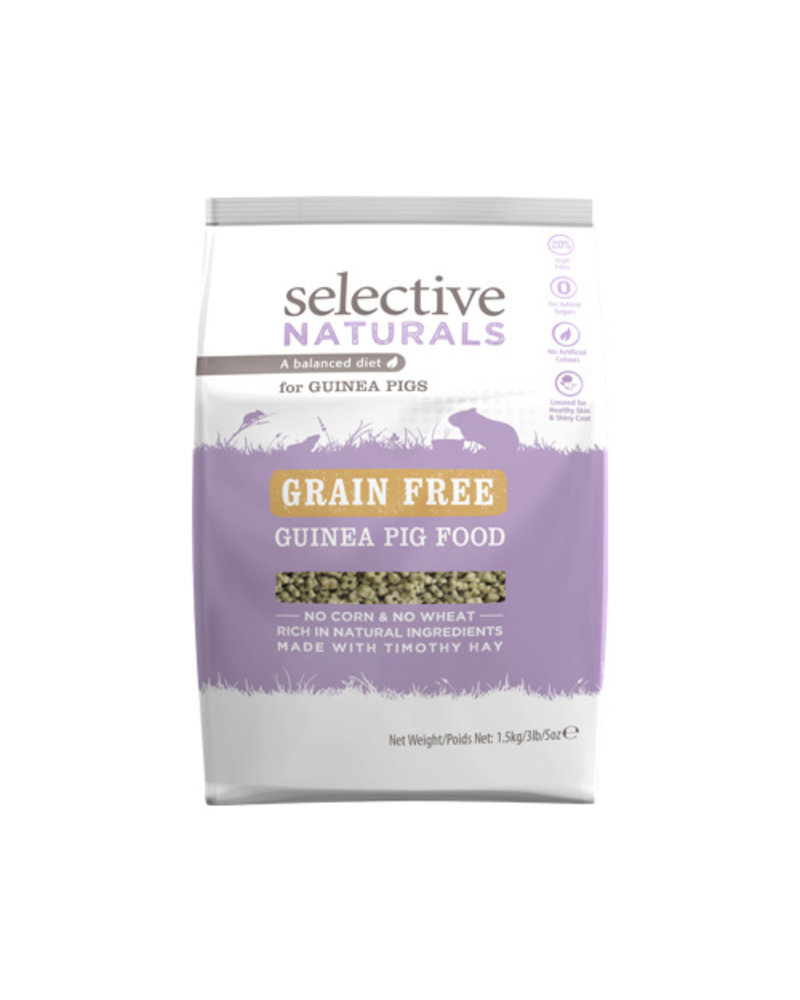 Science Selective Selective Naturals Grain free guinea pig 1,5 kg