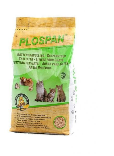 Plospan Woodpellets, 20 L