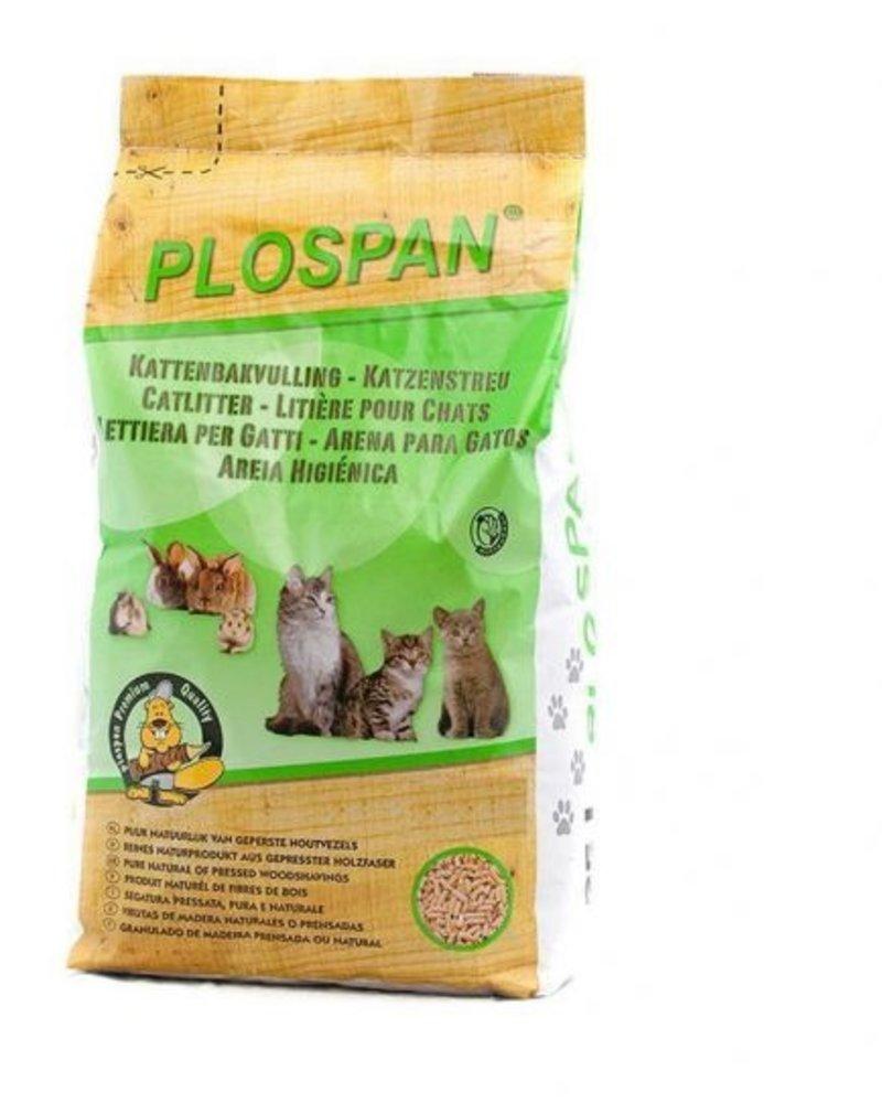 Plospan Woodpellets, 20 L - Plospan