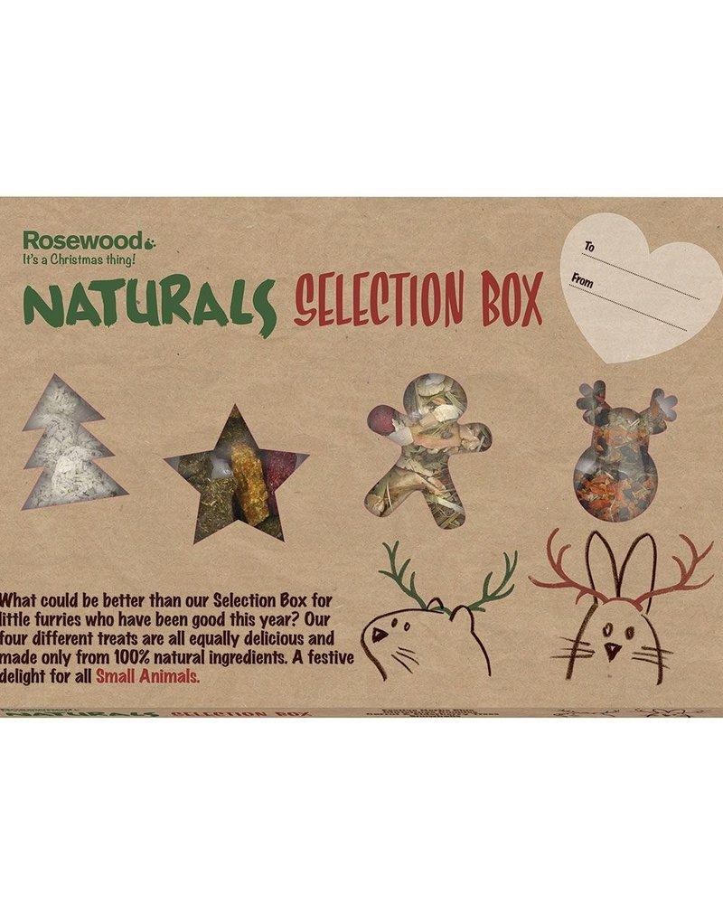 Naturals Christmas Selection Box