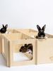Bunny Nature Bunny Nature Labyrinth - 2 maten