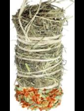 Naturhof Schröder Hay roll with vegetable or flower dip