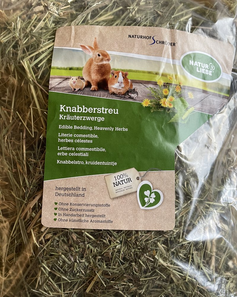 Naturhof Schröder Natur Liebe Edible Bedding