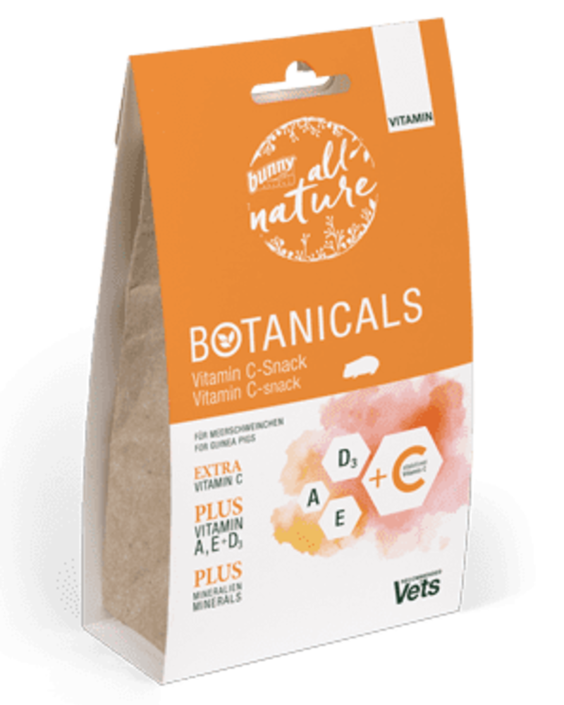 Bunny Nature Botanicals - Vitamin C snack
