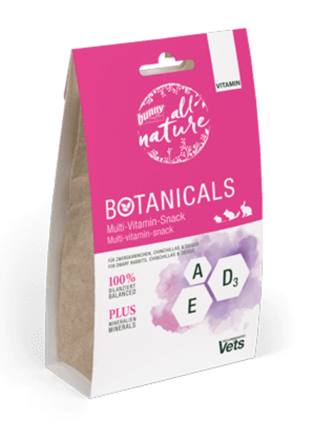 Bunny Nature Botanicals - Multi vitamine snack