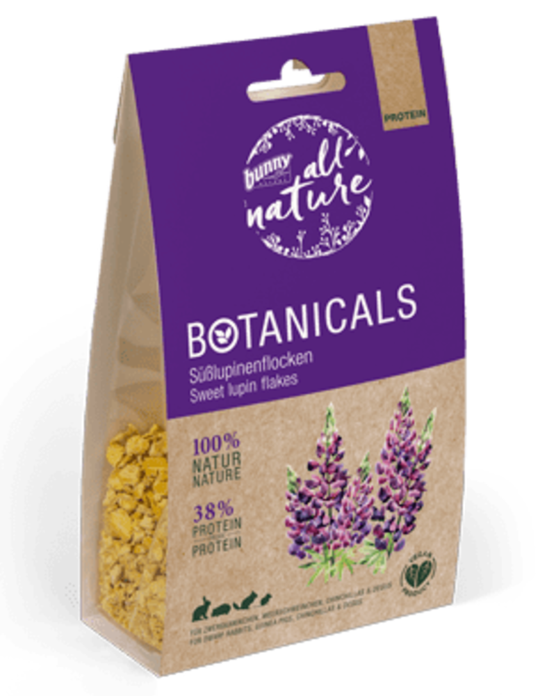 Bunny Nature Botanicals - Sweet lupin flakes