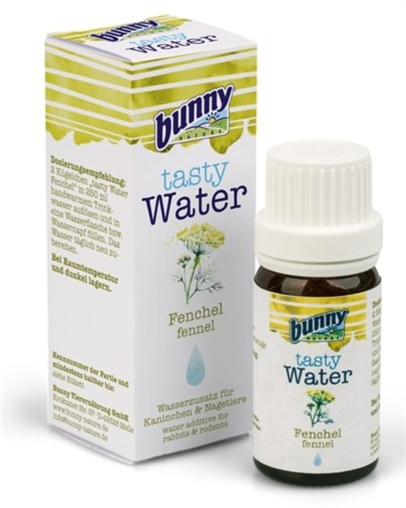 Bunny Nature Tasty Water