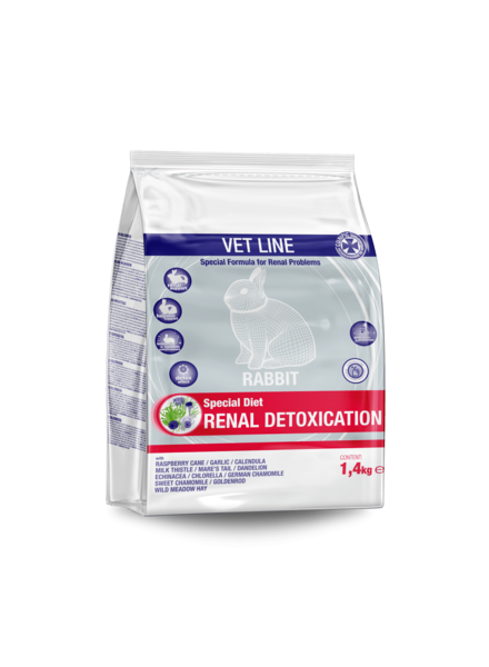 Cunipic Vetline Renal Detoxication Rabbit
