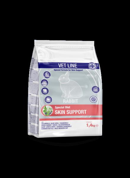 Cunipic Vetline Skin Support rabbit