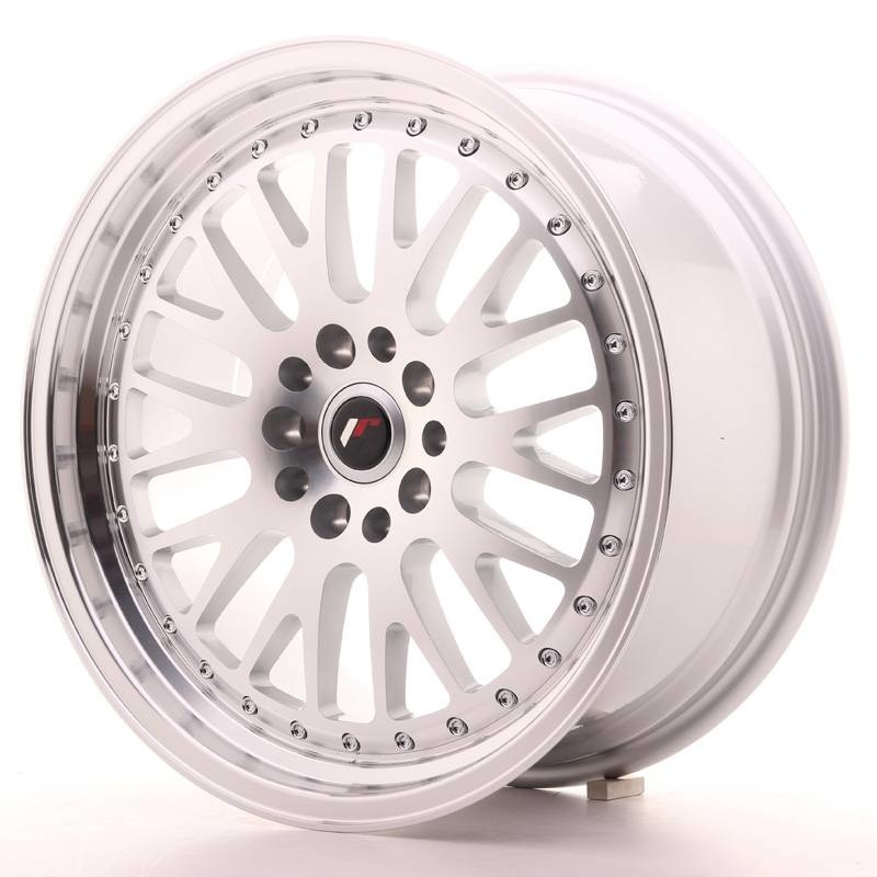 Jr Wheels Jr Wheels Jr10 Wheels Silver Machined 18 Inch 85j Et40 5x1081143