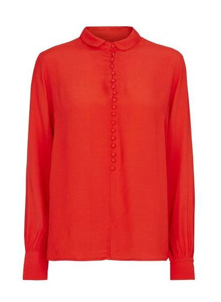 MODSTRÖM 53156 - Freddy shirt - Fire Red