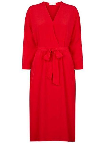 MODSTRÖM 53288 - Fedora dress - Apple Red