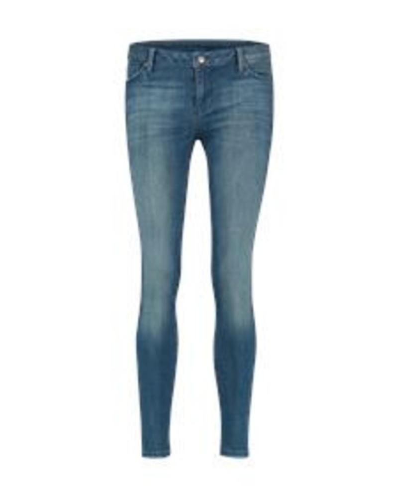 SIMPLE JASON-AZURE - Jeans - Azure Mid Blue