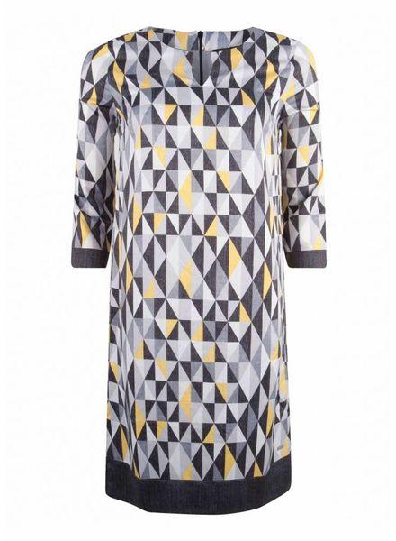CAVALLARO DAMES Grafica Dress - Black - 90303