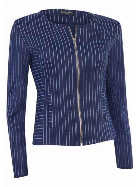 CAVALLARO DAMES Rigana Jacket - Dark Blue - 63102