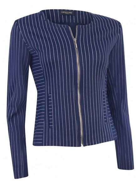 CAVALLARO Rigana Jacket - Dark Blue - 63102