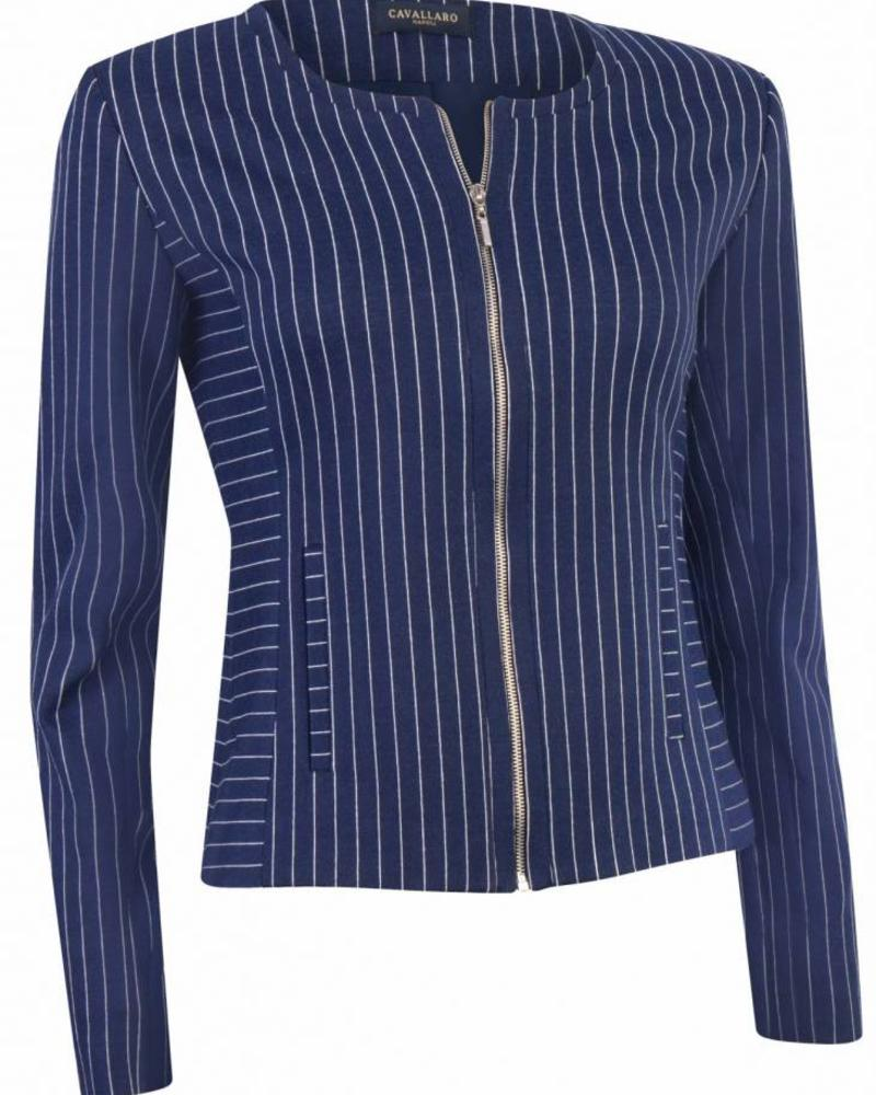 CAVALLARO DAMES Rigana Jacket - Dark Blue - 63102