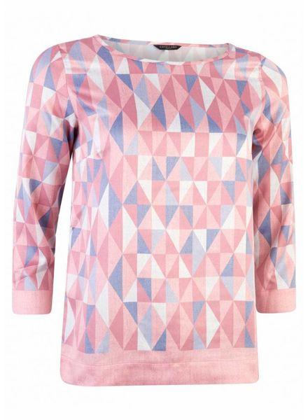 CAVALLARO DAMES Grafica Top - Light Pink - 44623