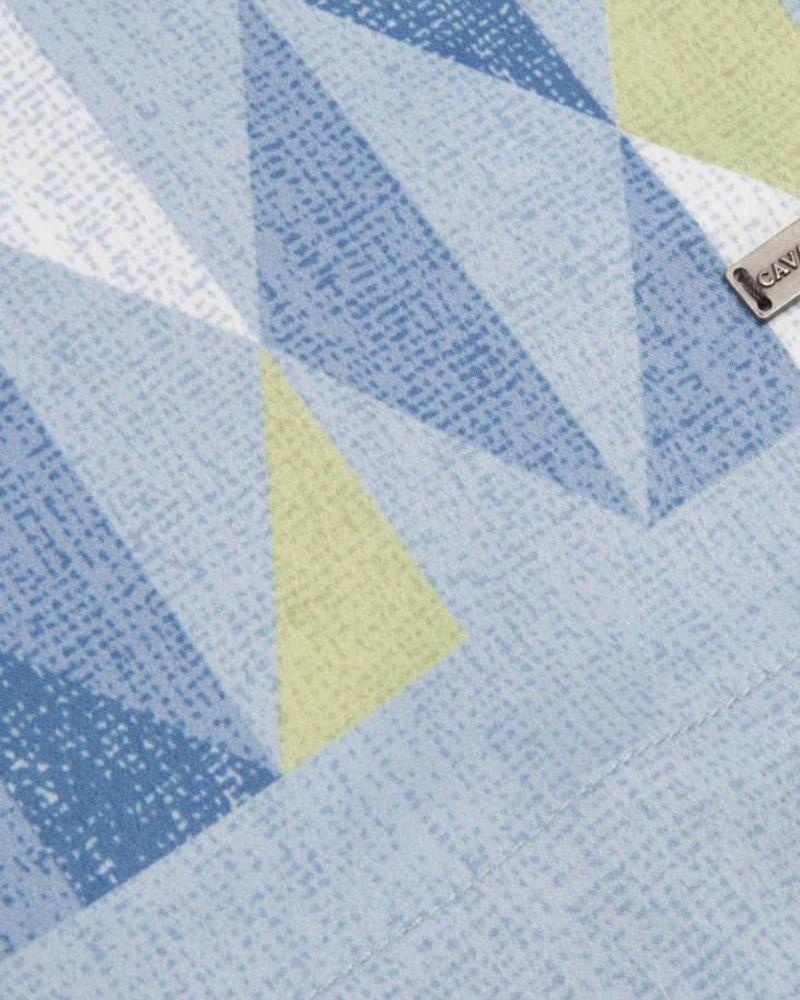 CAVALLARO Grafica Top - Medium Blue - 62513