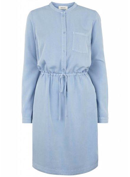 MODSTRÖM 53250 - Fabienne dress - Blue Wash