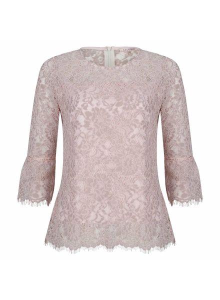 ESQUALO Bls lace - Pink