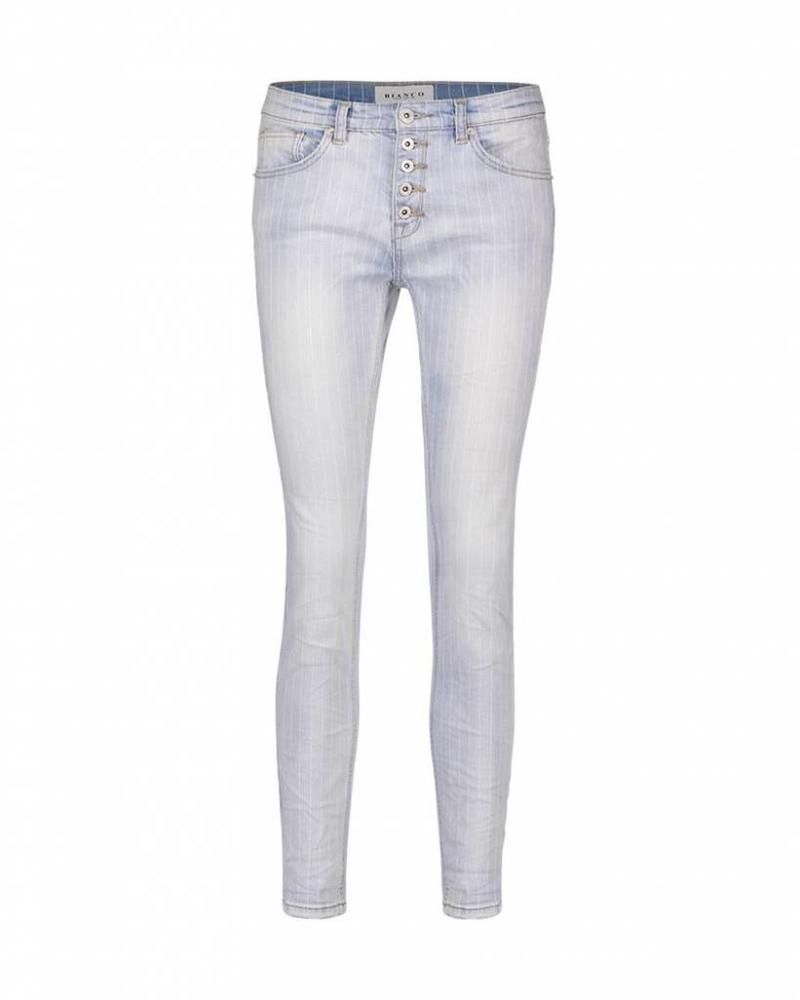 BIANCO 1117137 - DENIM-GJ-10NT+NCF - Greenville Boyfriend