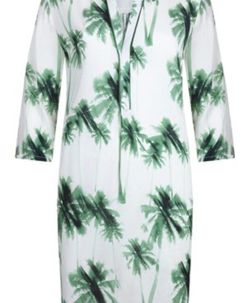 GEISHA Dress 87136 - 000010 - off-white combi